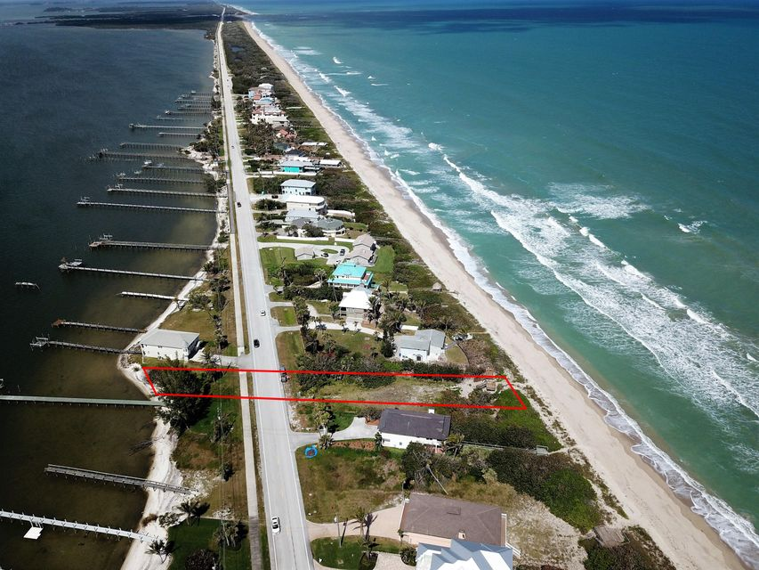 Single Family Home for Sale at 12810 Highway A1A 12810 Highway A1A Vero Beach, Florida 32963 United States