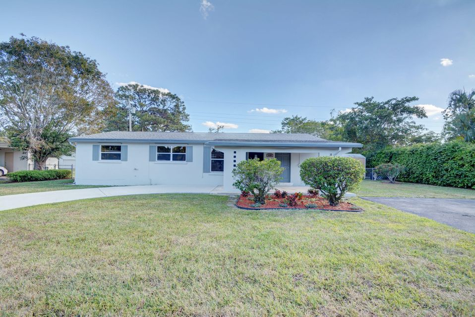 Home for sale in TRAIL ACRES West Palm Beach Florida