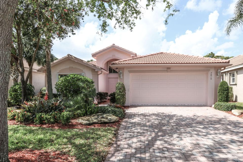 Home for sale in VALENCIA SHORES 1 Lake Worth Florida
