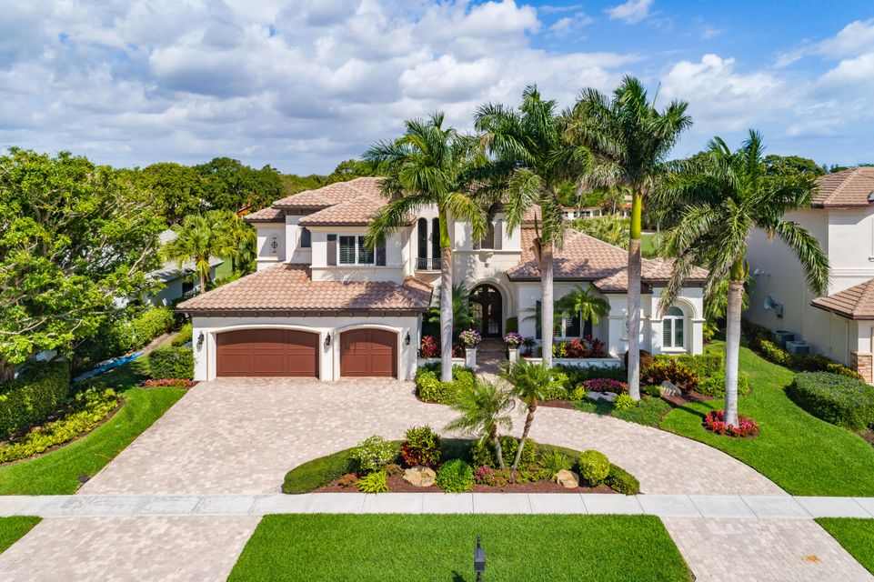 Single Family Home for Sale at 3889 Live Oak Boulevard 3889 Live Oak Boulevard Delray Beach, Florida 33445 United States