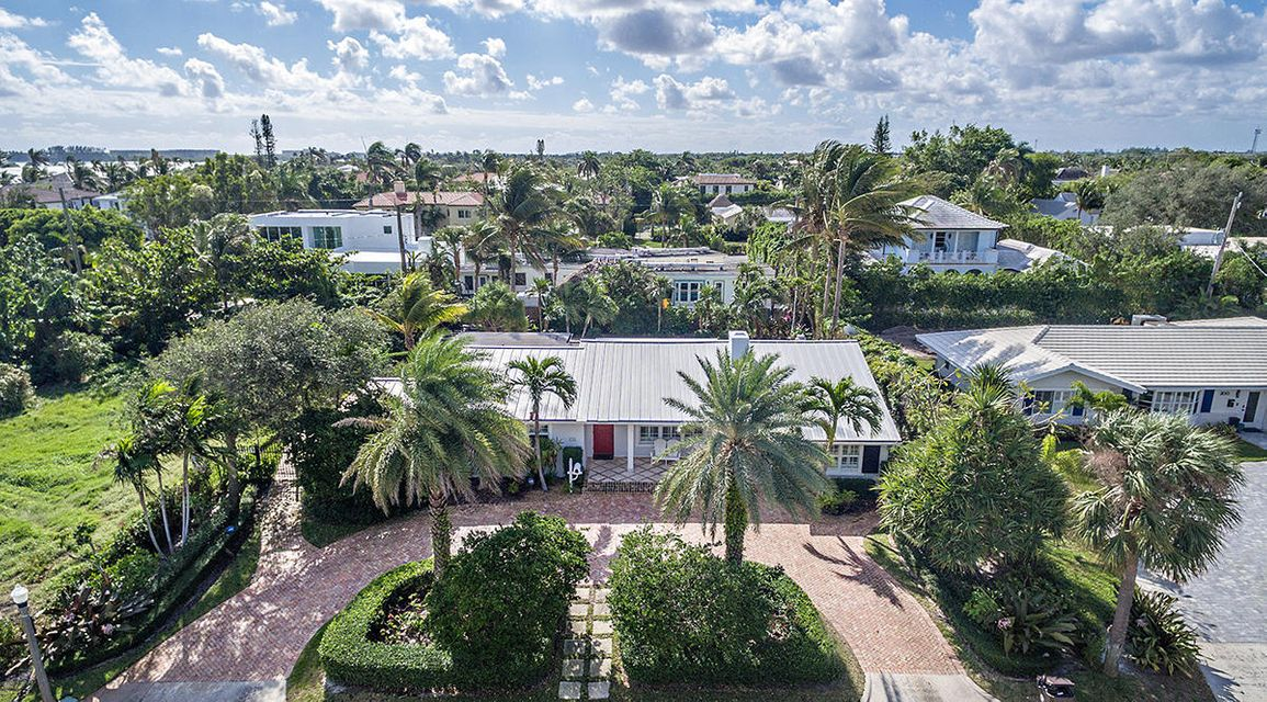 Single Family Home for Rent at 128 Ellamar Road 128 Ellamar Road West Palm Beach, Florida 33405 United States