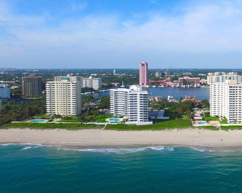 Condominium for Sale at 700 S Ocean Boulevard # Ph 1201 700 S Ocean Boulevard # Ph 1201 Boca Raton, Florida 33432 United States