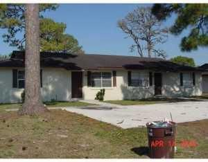 Duplex / Multiplex for Rent at 2691 Niagara Avenue 2691 Niagara Avenue Fort Pierce, Florida 34946 United States