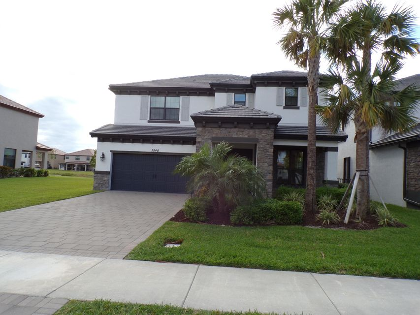 Single Family Home for Rent at 5848 Sandbirch Way 5848 Sandbirch Way Lake Worth, Florida 33463 United States