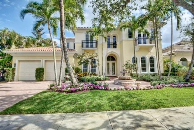 Single Family Home for Sale at 17586 Middlebrook Way 17586 Middlebrook Way Boca Raton, Florida 33496 United States