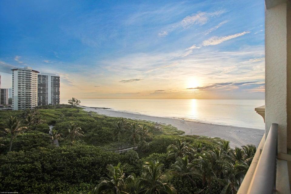 Condominium for Rent at 3800 N Ocean Drive # 851 3800 N Ocean Drive # 851 Singer Island, Florida 33404 United States