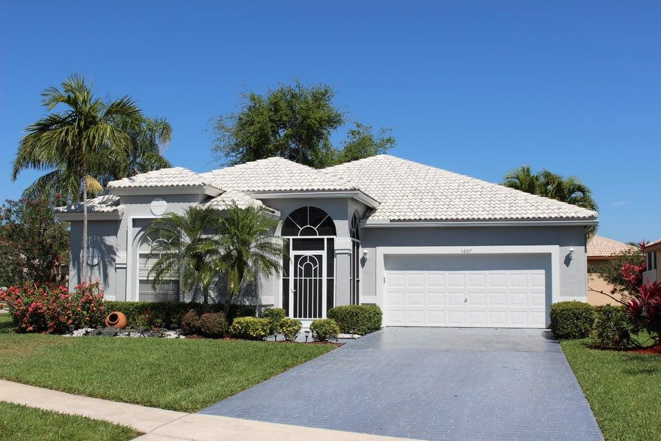 Home for sale in MAJESTIC ISLES 2 Boynton Beach Florida