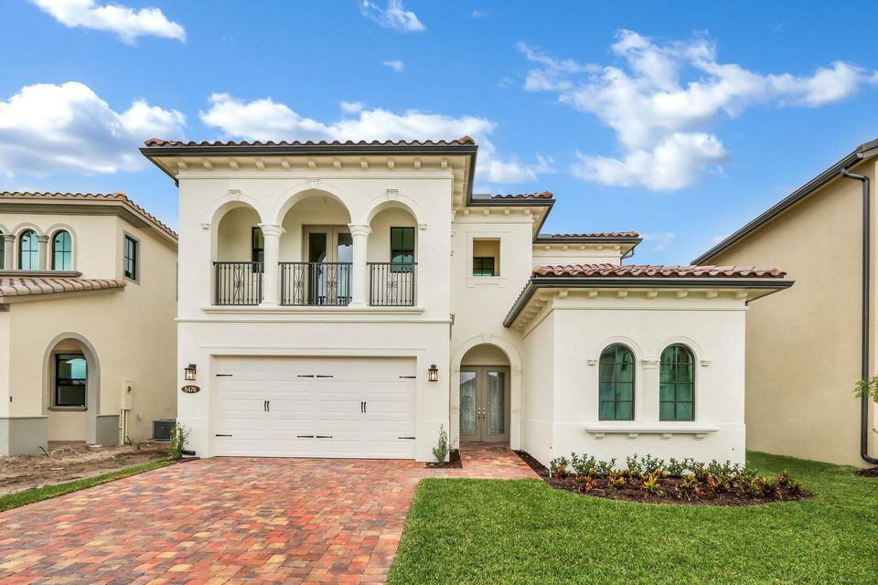 Single Family Home for Sale at 8476 Grand Prix Lane 8476 Grand Prix Lane Boynton Beach, Florida 33472 United States
