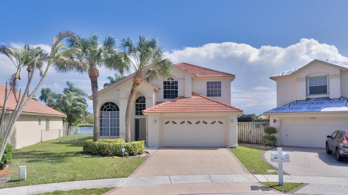 7361 Winder Court  Lake Worth, FL 33467