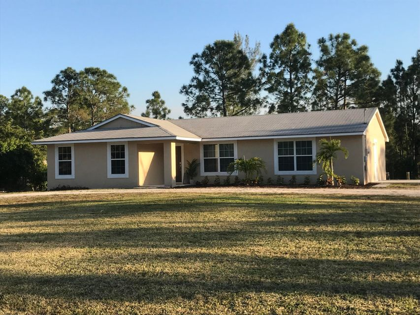 Home for sale in Acerage West Palm Beach Florida
