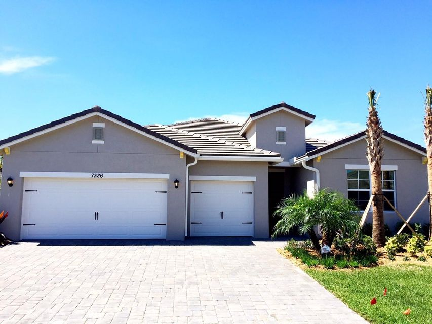 Single Family Home for Sale at 7326 SW Kantner Drive 7326 SW Kantner Drive Stuart, Florida 34997 United States