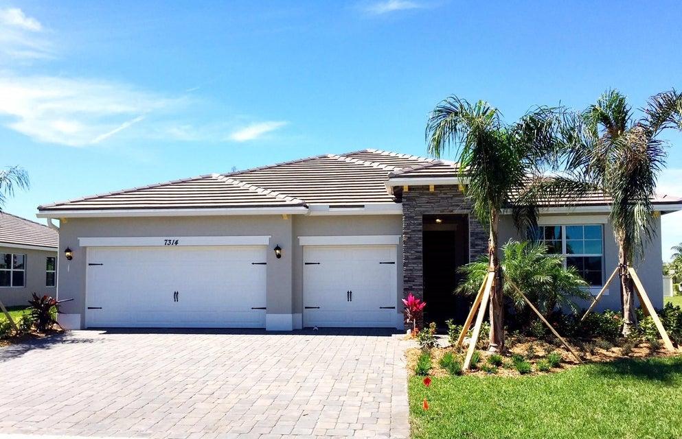 Single Family Home for Sale at 7314 SW Kantner Drive 7314 SW Kantner Drive Stuart, Florida 34997 United States