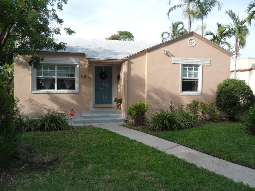 431 31st Street  West Palm Beach FL 33407