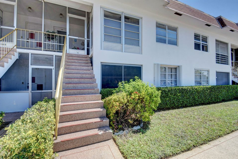 New Home for sale at 165 Stratford L  in West Palm Beach