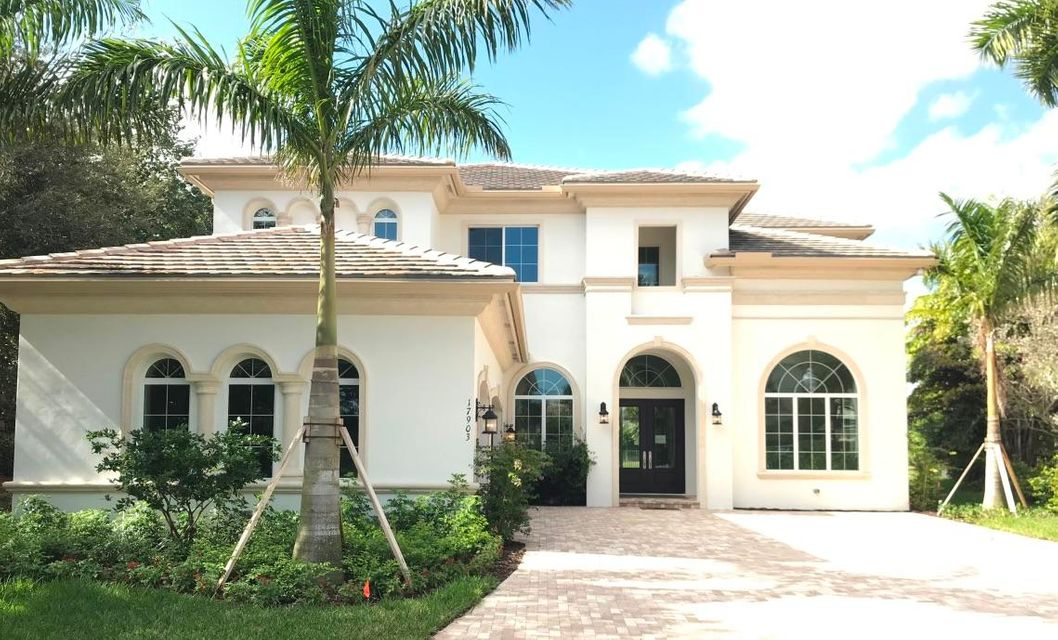 Single Family Home for Sale at 17903 Cadena Drive 17903 Cadena Drive Boca Raton, Florida 33496 United States