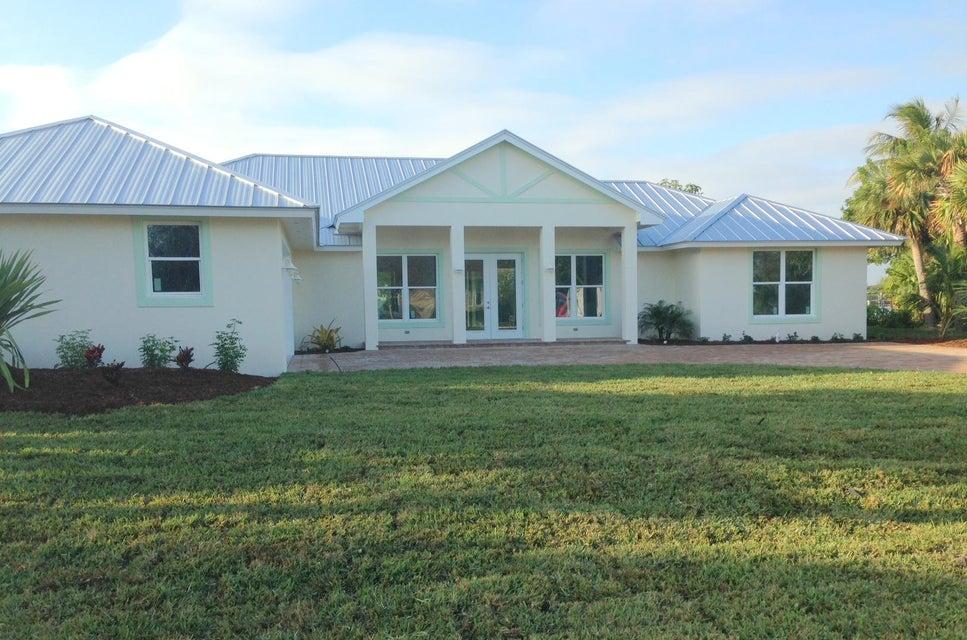 Single Family Home for Sale at 1705 Rio Vista Drive 1705 Rio Vista Drive Hutchinson Island, Florida 34949 United States
