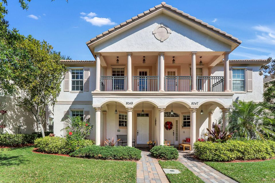 8049 Murano Circle , Palm Beach Gardens FL 33418 is listed for sale as MLS Listing RX-10414127 25 photos