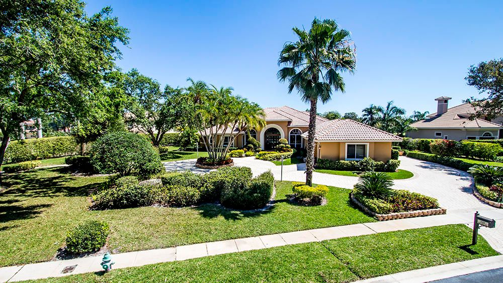 Home for sale in Ibis Egret Lakes West Palm Beach Florida