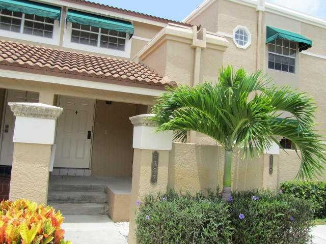 Condominium for Rent at 6707 Via Regina 6707 Via Regina Boca Raton, Florida 33433 United States