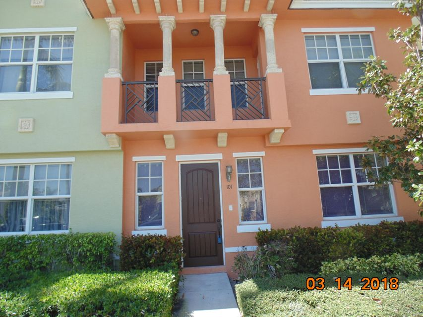 Townhouse for Rent at 219 N L Street # 101 219 N L Street # 101 Lake Worth, Florida 33460 United States