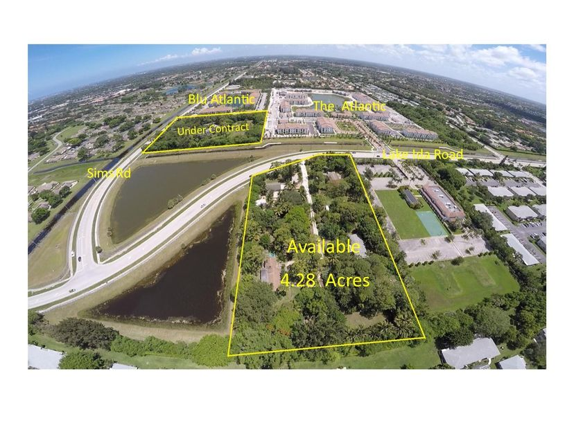 Land for Sale at 5679 Sims Road 5679 Sims Road Delray Beach, Florida 33484 United States