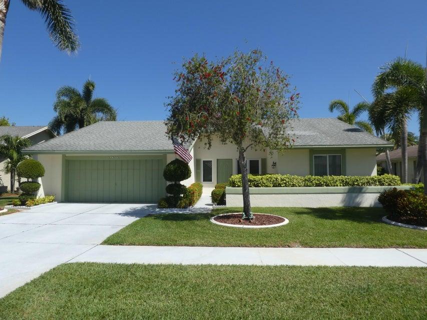 17670 Woodview Terrace  Boca Raton FL 33487