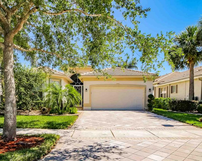 Single Family Home for Sale at 7796 Gold Lenox Cove 7796 Gold Lenox Cove Lake Worth, Florida 33467 United States