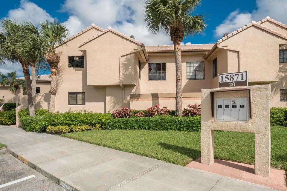 Condominium for Rent at 15871 Loch Maree Lane # 2003 15871 Loch Maree Lane # 2003 Delray Beach, Florida 33446 United States
