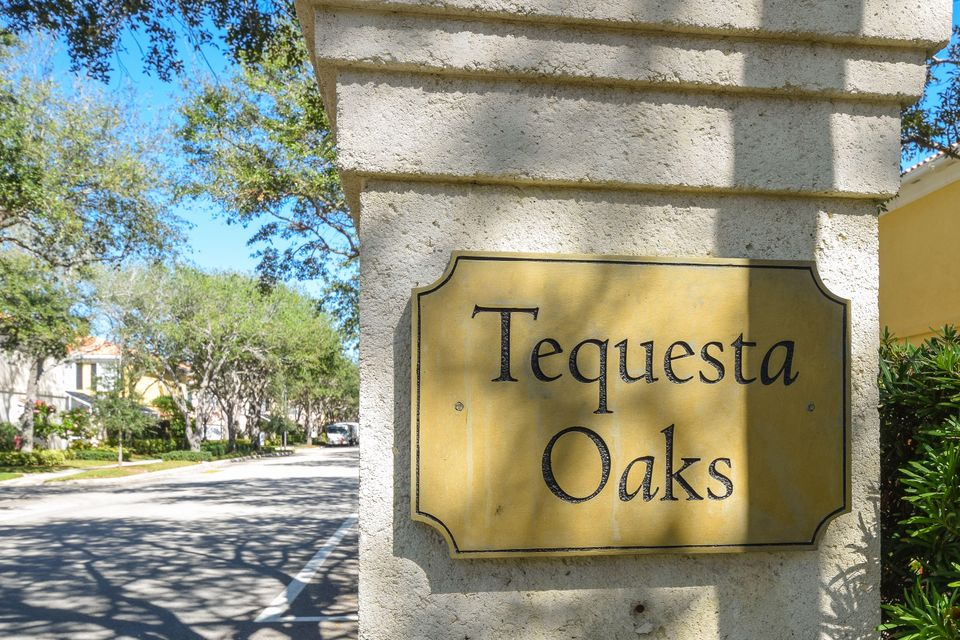 Home for sale in Tequesta Oaks Tequesta Florida