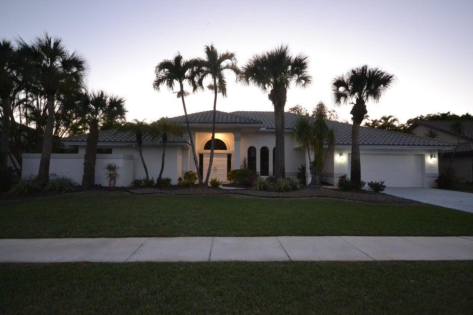 Single Family Home for Sale at 11391 Boca Woods Lane 11391 Boca Woods Lane Boca Raton, Florida 33428 United States