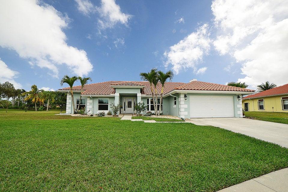 11560 Island Lakes Lane  Boca Raton FL 33498