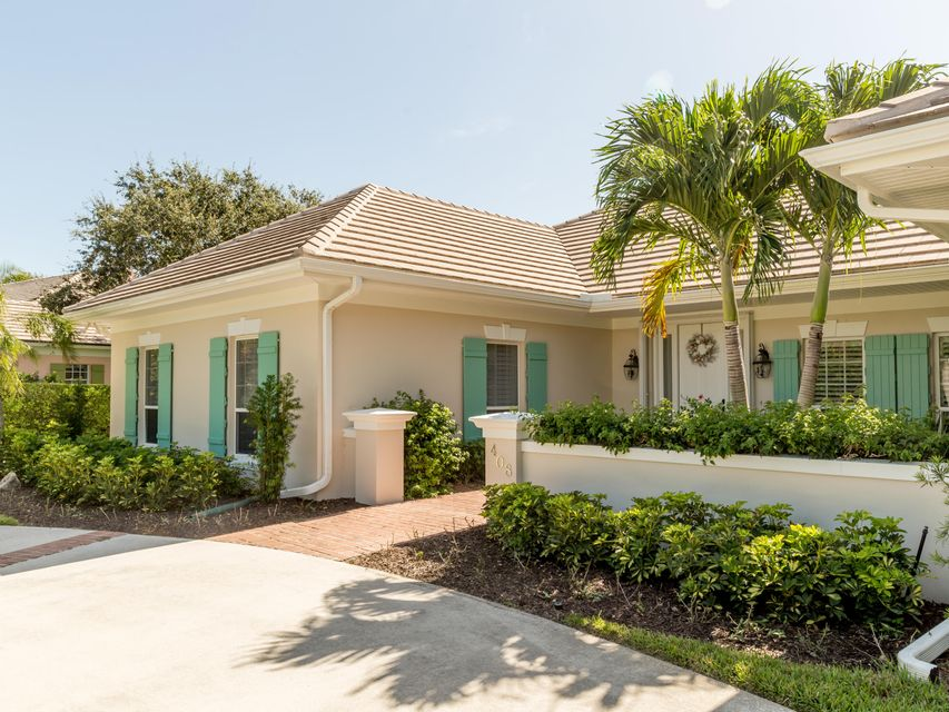 Single Family Home for Sale at 408 Sable Oak Drive 408 Sable Oak Drive Indian River Shores, Florida 32963 United States