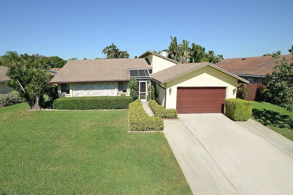 17743 Pine Needle Terrace  Boca Raton FL 33487