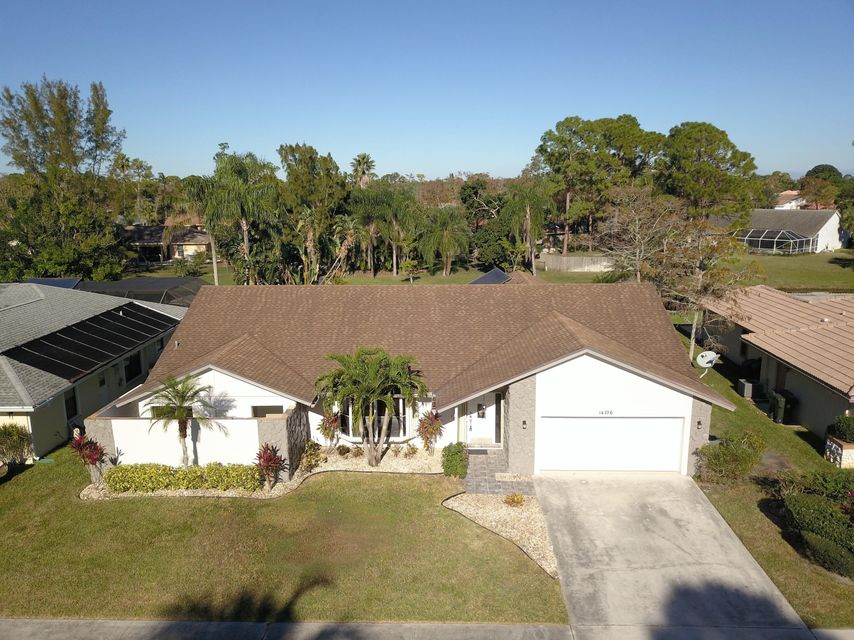 Single Family Home for Sale at 14196 Aster Ave Avenue 14196 Aster Ave Avenue Wellington, Florida 33414 United States