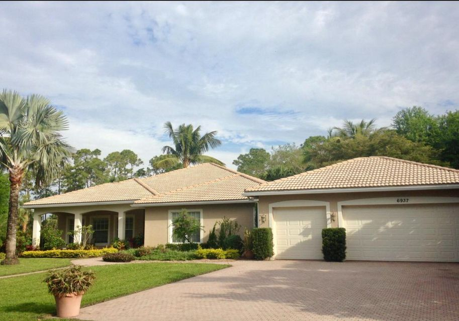 Single Family Home for Sale at 6937 Monmouth Road 6937 Monmouth Road West Palm Beach, Florida 33413 United States