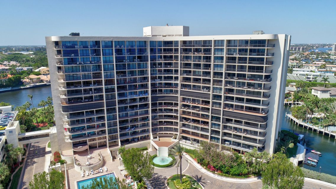 Condominium for Sale at 4740 S Ocean Boulevard # 1702 4740 S Ocean Boulevard # 1702 Highland Beach, Florida 33487 United States