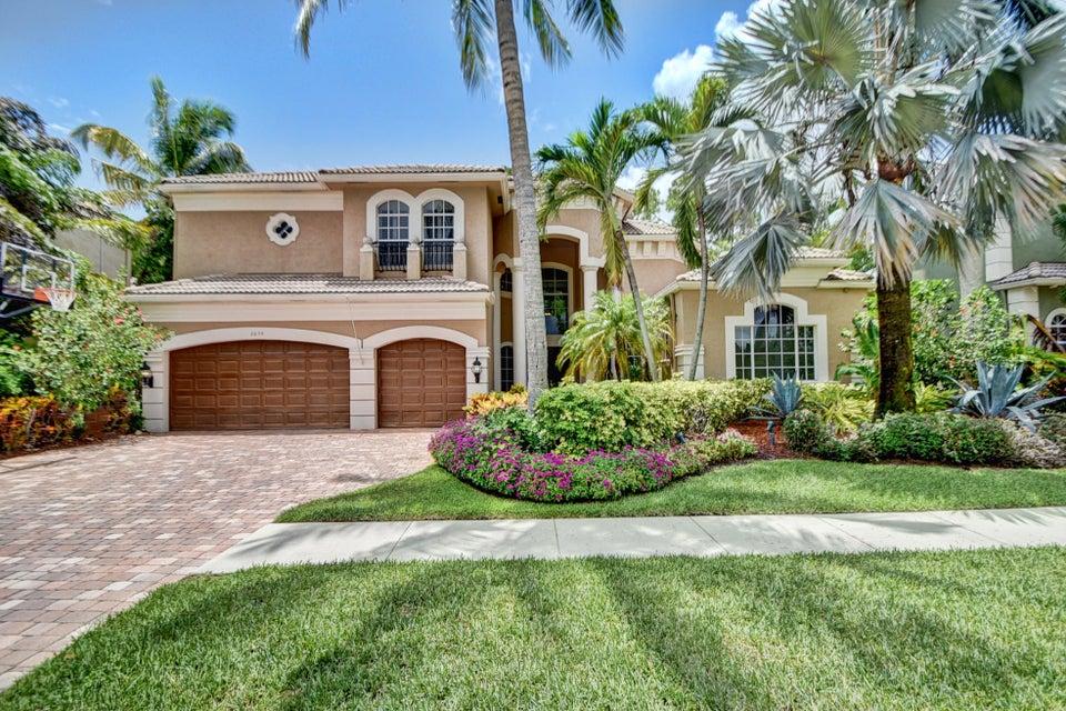 Single Family Home for Sale at 6854 Royal Orchid Circle 6854 Royal Orchid Circle Delray Beach, Florida 33446 United States
