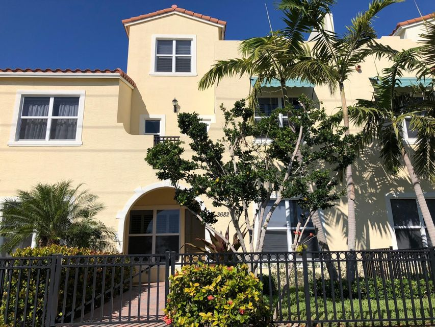 Townhouse for Rent at 3682 Historic Lane 3682 Historic Lane West Palm Beach, Florida 33405 United States