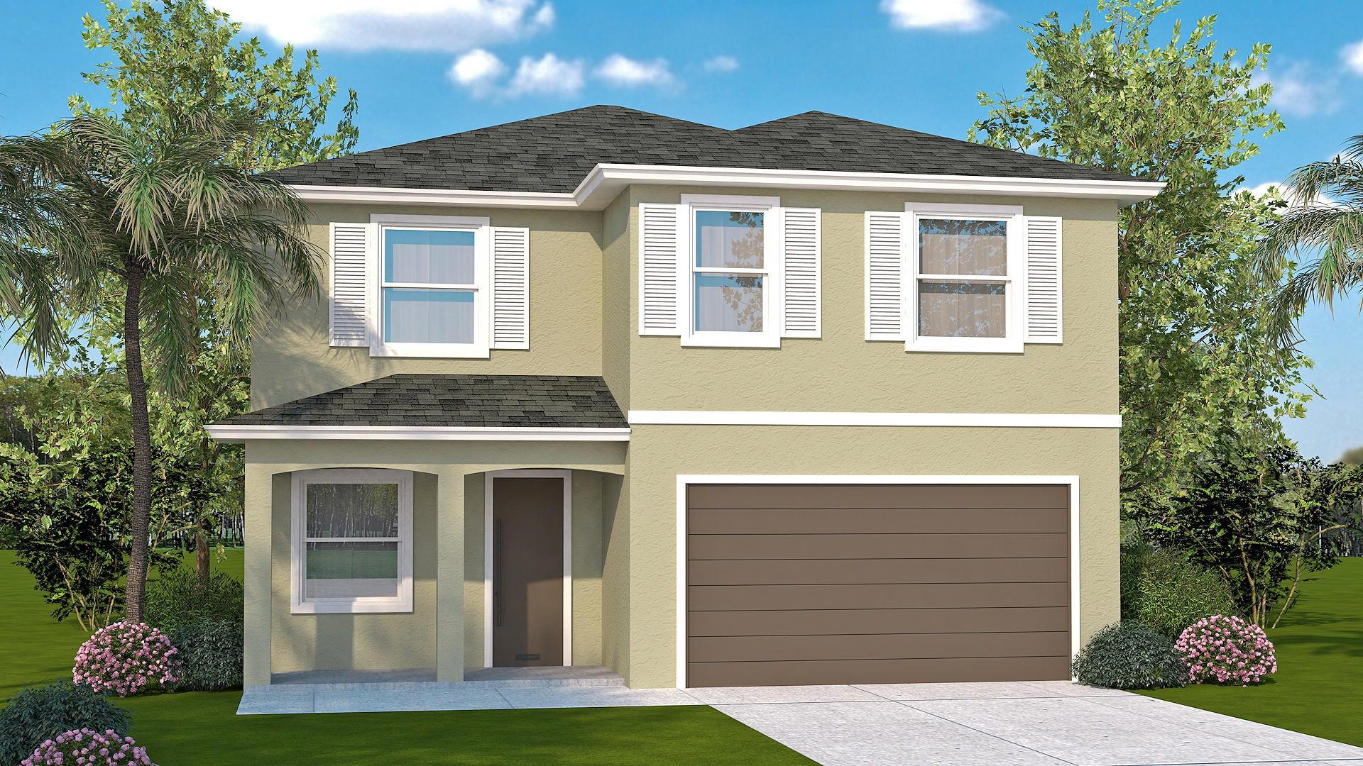 Single Family Home for Sale at 3914 La Rambla 3914 La Rambla Greenacres, Florida 33467 United States