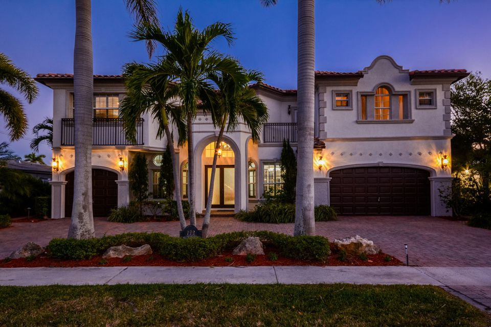 Single Family Home for Rent at 772 NE 71st Street 772 NE 71st Street Boca Raton, Florida 33487 United States