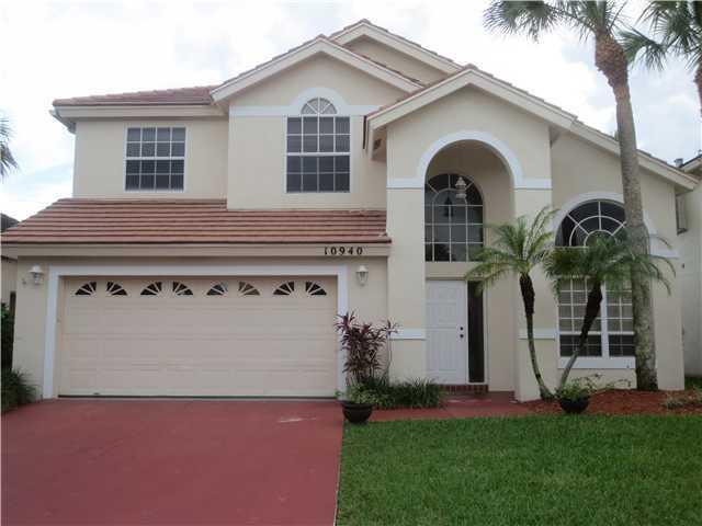 Single Family Home for Rent at 10940 La Salinas Circle 10940 La Salinas Circle Boca Raton, Florida 33428 United States