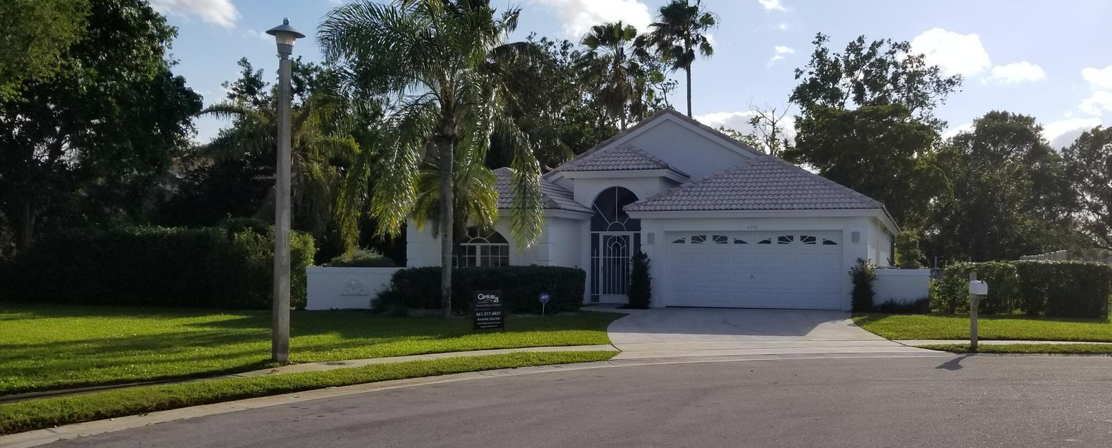 11356 Coralwood Court  Wellington FL 33414