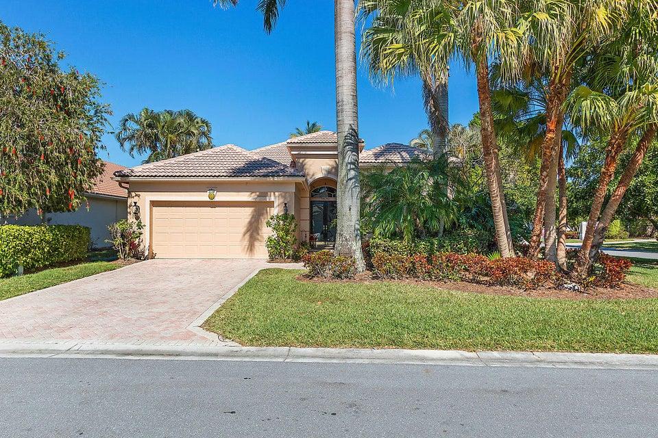 Home for sale in IRONHORSE PAR C West Palm Beach Florida