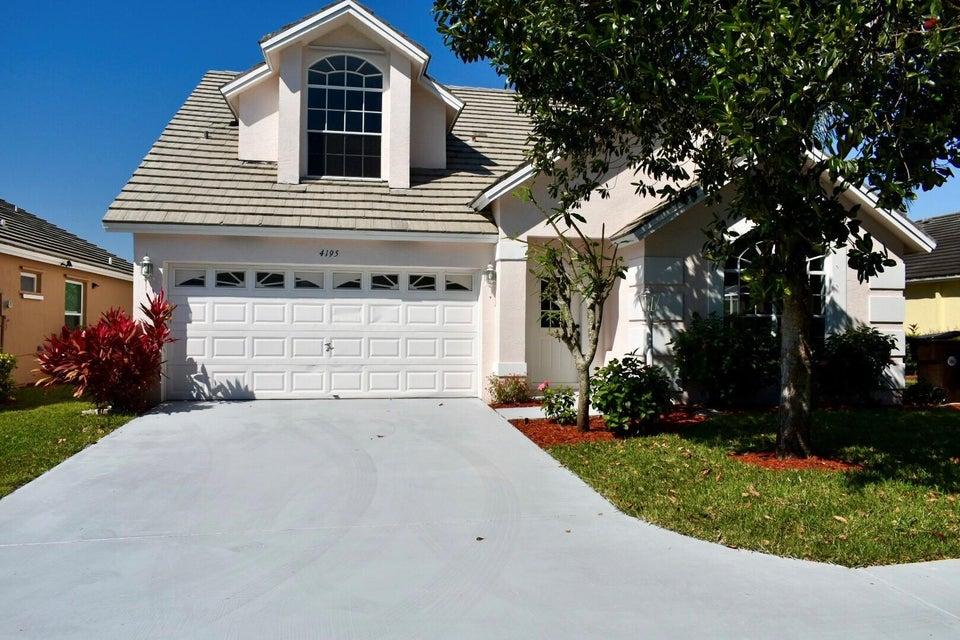 4195 Crozet  West Palm Beach, FL 33409