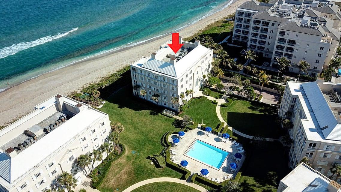 Condominium for Sale at 4333 N Ocean Boulevard # Ds-1 4333 N Ocean Boulevard # Ds-1 Gulf Stream, Florida 33483 United States