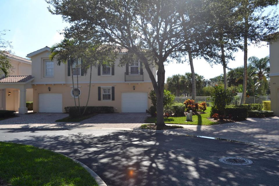Townhouse for Rent at 491 Capistrano Drive 491 Capistrano Drive Palm Beach Gardens, Florida 33410 United States
