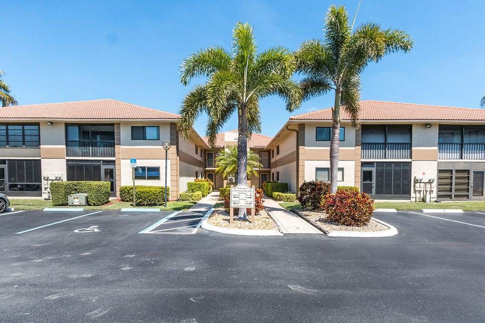 Condominium for Sale at 15451 Pembridge Drive # 228 15451 Pembridge Drive # 228 Delray Beach, Florida 33484 United States