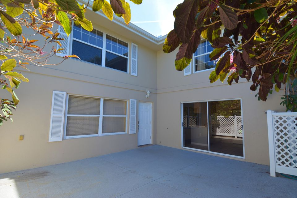 Townhouse for Sale at 3485 SW Sunset Trace Circle 3485 SW Sunset Trace Circle Palm City, Florida 34990 United States