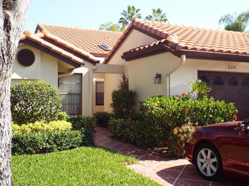 Villa for Sale at 6338 Royal Manor Circle 6338 Royal Manor Circle Delray Beach, Florida 33484 United States