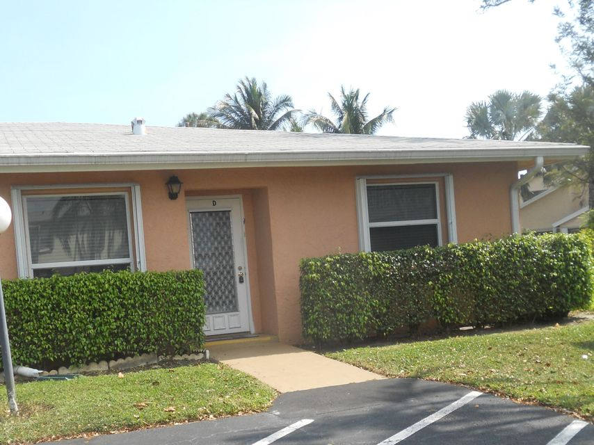 Condominium for Sale at 1240 NW 20th Avenue # 14-D 1240 NW 20th Avenue # 14-D Delray Beach, Florida 33445 United States
